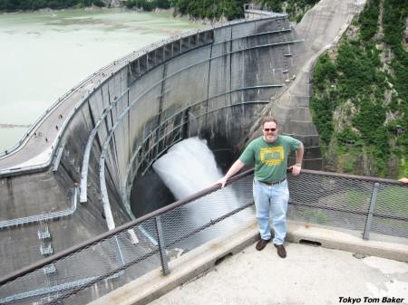 AA me on dam