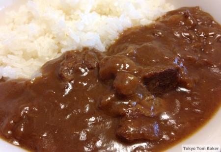 Kumamoto horse curry marked